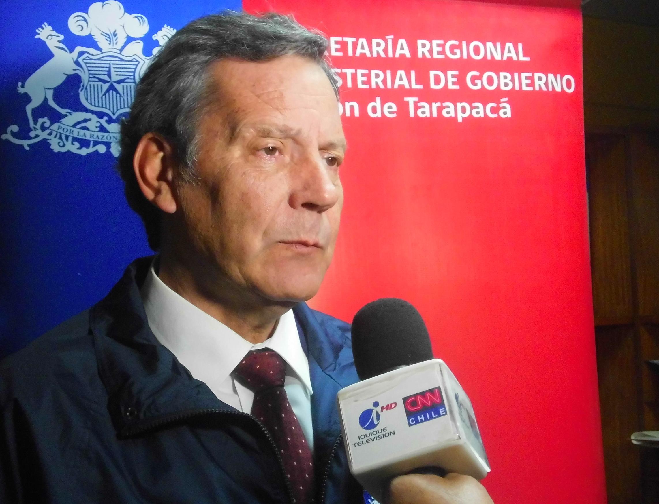 """Seremi de Gobierno llama a conductores a ser responsables tras entrada en vigencia de la """"Ley Emilia"""""""