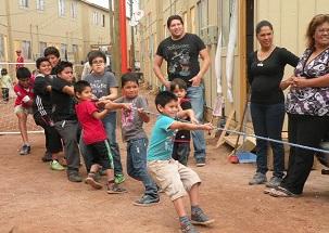 Celebran Día del Joven Solidario