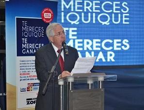 """""""Te Mereces Iquique – Te Mereces Ganar"""" , campaña para incentivar el turismo y comercio"""