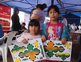 Más de 100 árboles entregó CONAF en zonas urbanas alejada de Iquique