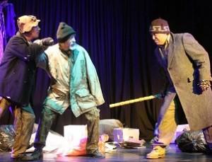 """Obra del Teatro Expresión """"La última batalla"""" se presente en Arequipa, Perú"""