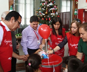 Correos de Chile lanzó en Iquique campaña de Navidad