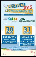 Los Jaivas y Tommy Rey estarán en el Festival de la Voz Chanavayita 2015