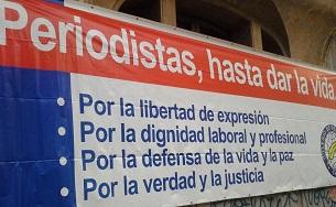 Colegio de Periodistas rechaza agresión a profesionales de la prensa