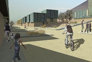 Proyecto de Desarrollo Urbano Altos de Playa Blanca  proyecta construcción de 280 casas