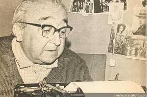 En Colegio de Huara rinden homenaje al poeta del Norte Grande, Andrés Sabella