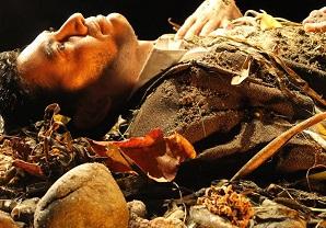 Serie de teatro y cuentos de la memoria: Elías y su muerte