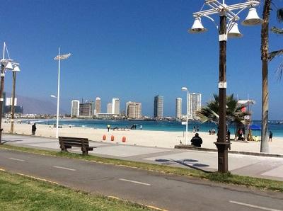 Playa Cavancha en #Iquique: Verdadero paraíso