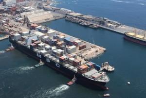 Que analice la situación del puerto de Iquique, pide el alcalde Soria a Presidenta Bachelet