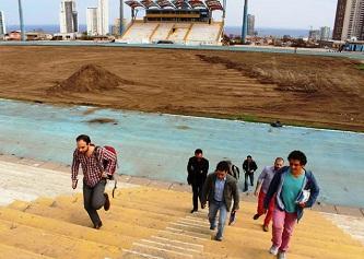 12 empresas se interesaron por obras de reposición del Estadio Tierra de Campeones